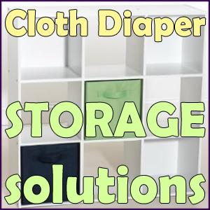 Cloth Diaper Storage The Eco Friendly Family