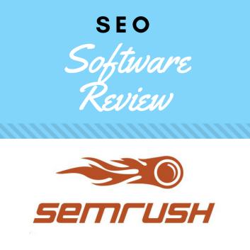 SEO software review SEMrush