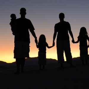 Family - Foto por Eric Ward,