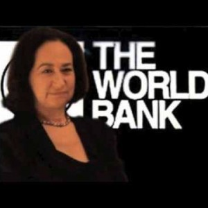 Image result for karen hudes world bank