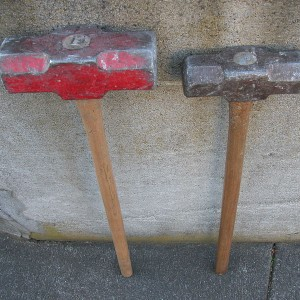 Sledgehammers by Shakespeare at en.wikipedia