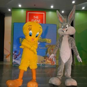 Looney Tunes - Photo by Ramon F Velasquez