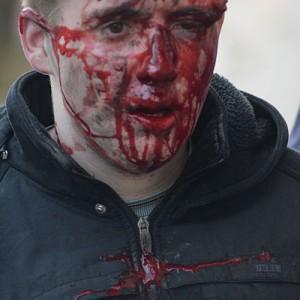 Violence During The Ukraine Revolution - Photo by Mstyslav Chernov