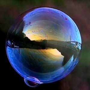 Bubble - Photo by Brocken Inaglory