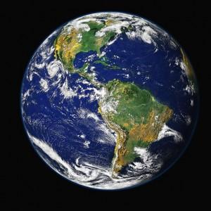 Tierra - Nuestro mundo - Dominio Público