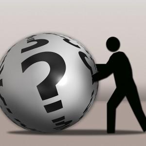 Question Ball - Public Domain