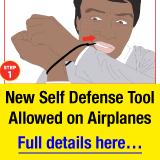 New Self Defense Tool