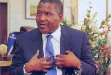 Dangote says he will buy Arsenal but…..after refinery