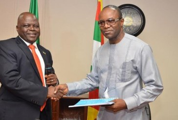 Buhari tasks new NNPC GMD to clean up, reposition the corporation