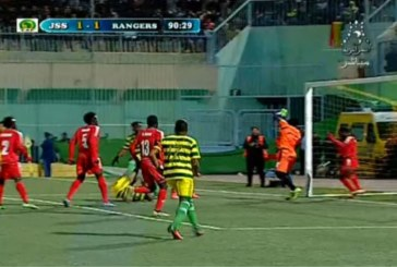 Chukwu hails Rangers performance in CAF Champions League opener
