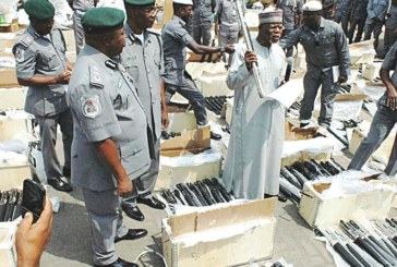 Customs moves to replace faulty scanners