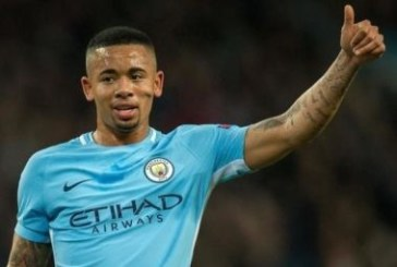 Sane omission shows no player safe at Man City, says Jesus
