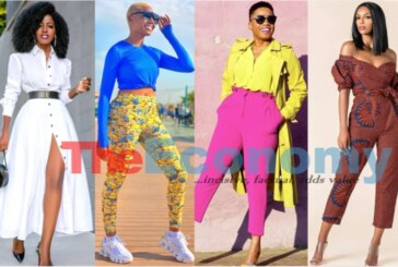 Ankara And Sneakers: The Latest Fashion Trend In Nigeria