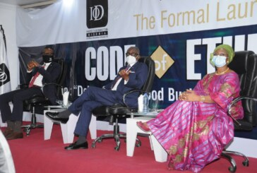 The formal launch and unveiling of Code of Ethics 2020