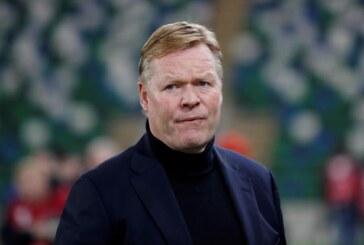 Barcelona name Koeman as new Manager.