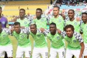 AFCON qualifier: Rufai wants Rohr to strengthen Eagles defence