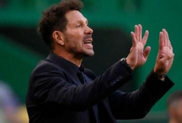 Atletico Madrid coach Simeone contracts COVID-19