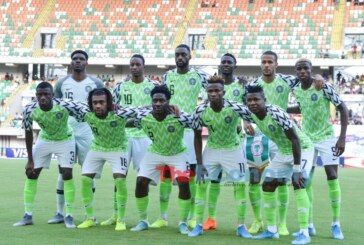 FIFA Ratings: Eagles Rank 3rd in Africa