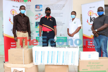 IKEJA ELECTRIC DONATES MEDICAL MATERIALS TO POWER LINE MEDICAL CENTRE ORILE AGEGE LCDA LAGOS