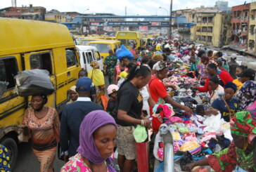 Lagosians dump COVID-19 protocols