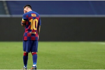 Messi's Father Says His Son Could Stay At Barca