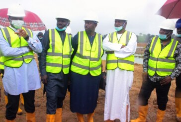 Oversight visit to Alode Eleme  Ogoni Environment clean up