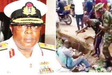 Navy arrests more ratings who tortured peacemaker to death in Lagos
