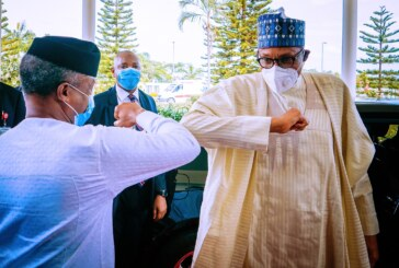 Ministers Retreat in Abuja.
