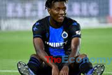 Another Nigerian Striker, Okereke, Tests Positive For COVID-19