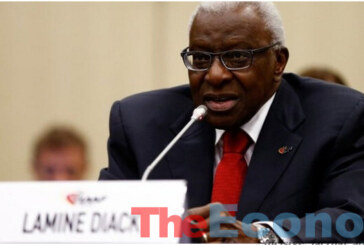 Ex-IAAF boss Lamine Diack jailed for corruption