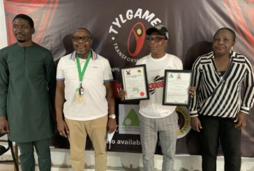Soft launch of TYL Games in Lagos