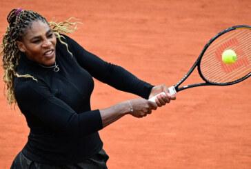 Roland Garros Opener: Serena Survives Shaky Start