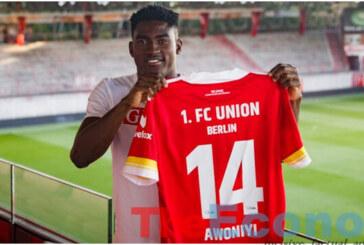 Awoniyi joins Union Berlin on loan