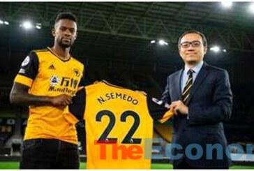 Wolves sign £28m Barcelona full-back Semedo