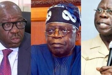 Tinubu, Oshiomhole are Extra-Constitutional Players, Danger to Democracy — Obaseki