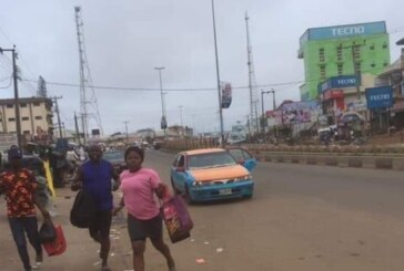 Ondo2020: APC and PDP Supporters Clash in Akure