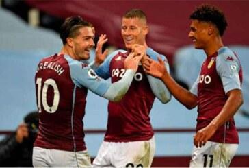 Aston Villa Hammer Liverpool 7-2