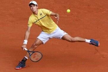 French Open: Altmaier shocks Berrettini