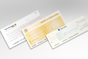 Cheque books to carry new security features.