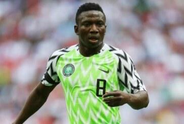 Etebo quits Eagles friendlies