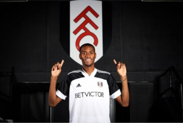 Another Nigerian Player Adarabioyo Joins Fulham