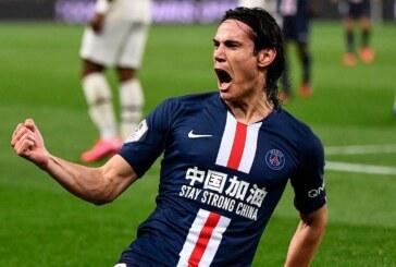 Man U' set to sign former PSG striker Cavani