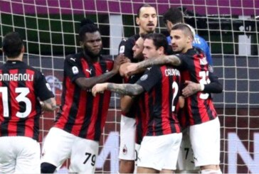 Milan-Roma match ends in draw