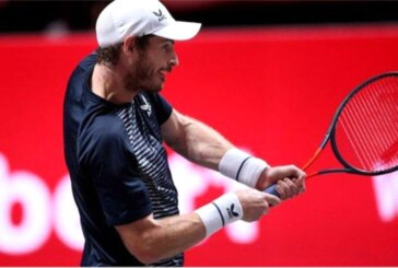 Cologne indoor tourney: Murray, Edmund lose in first round