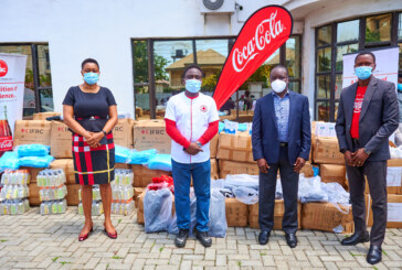 Handover ceremony of Personal Protective Equipment (PPE)