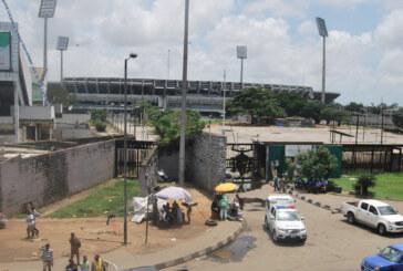 Nigeria @ 60:  National Stadium, Surulere Lagos remain closed