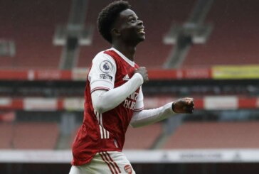 Saka: Why I rejected Nigeria for England