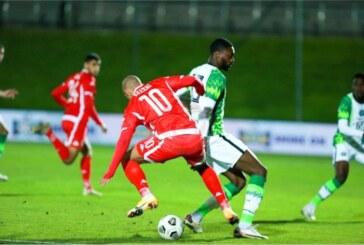 Friendly: Tunisia-Nigeria tie end in draw