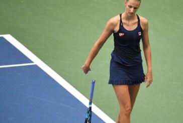 Pliskova Knocked Out Of Roland Garros