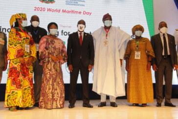 2020 world Maritime day celebration held in Lagos.